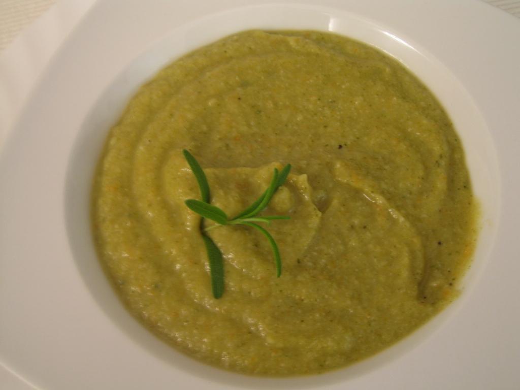 Pur de verduras aprende cocina - Pure de castanas y manzana ...
